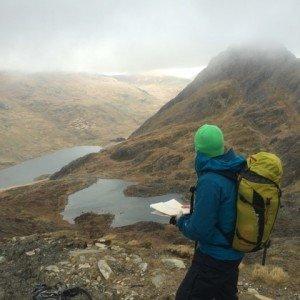 Navigating in Snowdonia