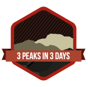 National 3 Peaks in 3 Days